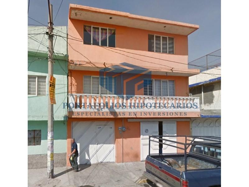 Casa en venta en santa maria aztahuacan iztapalapa for Casas en renta iztapalapa