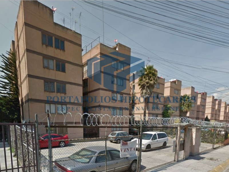 Departamento en venta en villas de la hacienda atizapan for Oficina hacienda zaragoza