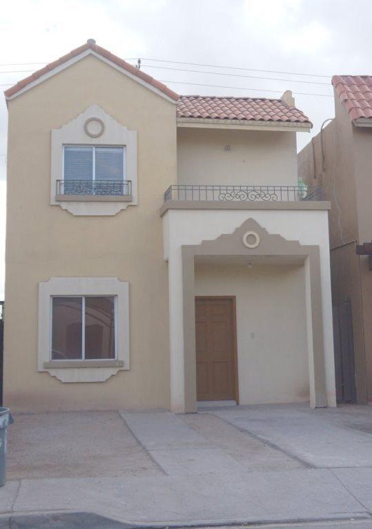 Casa en renta en sevilla mexicali baja california con 90m2 for Alquiler casa con piscina sevilla