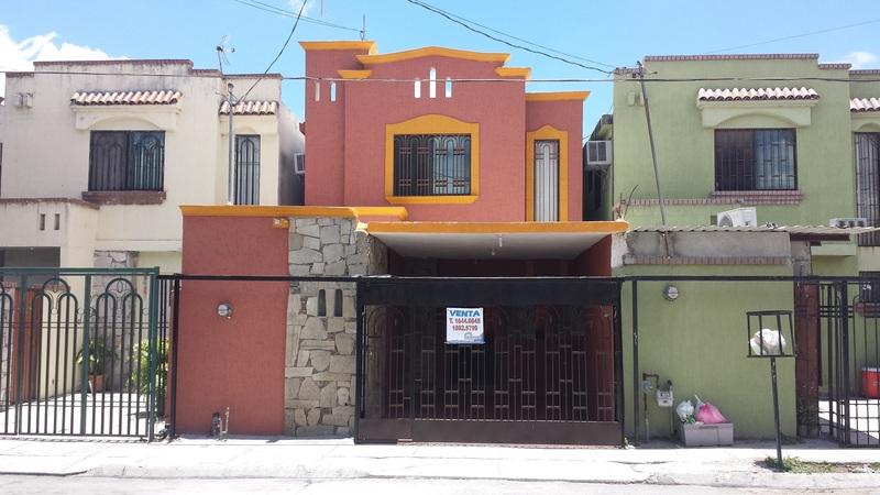 Casa en venta en residencial california general escobedo for Casas en escobedo