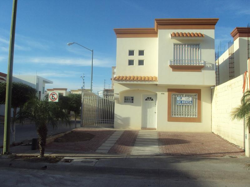 Casa en renta en portalegre culiacan sinaloa con 80m2 for Renta de casas en culiacan