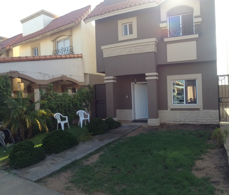 Casa en renta en puerta de hierro mexicali baja for Renta de casas en mexicali
