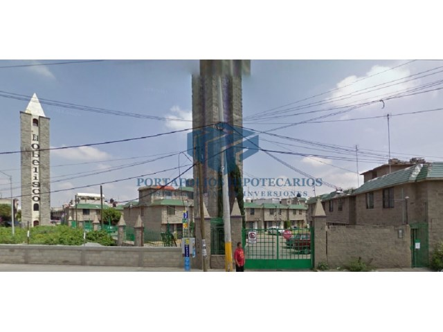 Casa en venta en los reyes tultitlan tultitlan mexico con 55m2 - Apartamentos turisticos casas de los reyes ...